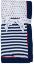 Little Me Simple Sailor Blanket, Baby Boys (0-24 months)