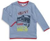 Bob Der Bar Boys 2-7 Truck Sweatshirt