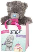 Me To You Birthday Gift Bag Bear
