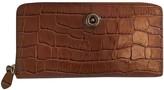 Ralph Lauren Brown Leather Wallets