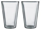 Bodum Canteen Large Glasses (Set of 2)