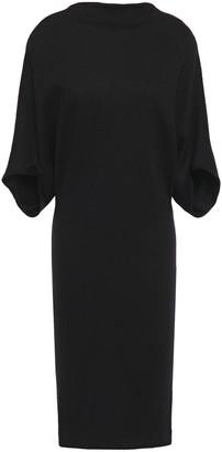 Chalayan Draped Wool-crepe Dress