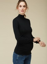 Isabella Oliver The Maternity Turtleneck