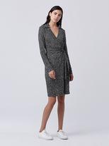 Diane von Furstenberg Jelsa Faux Wrap Dress