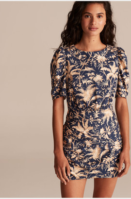 Rebecca Taylor La Vie Talita Trellis Jersey Dress