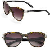 Steve Madden 51mm Wayfarer Sunglasses