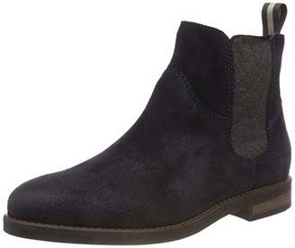Marc O'Polo Women's Chelsea Boots, Blue (Navy 890)