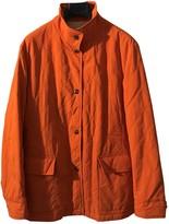 Loro Piana Orange Cotton Jacket for Women