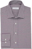 Etro Men's Checked Cotton Shirt-PINK