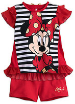 Disney Minnie Mouse Shorts and Top Set for Toddlers