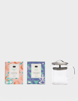 Paper & Tea Bright & Energizing Gift Set