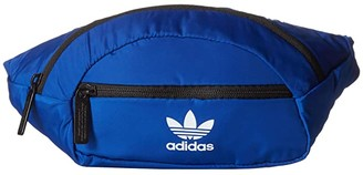 adidas Originals National Waist Pack (Collegiate Royal) Travel Pouch