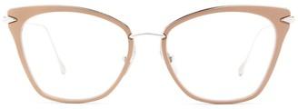 Dita Eyewear Cat Eye Frame Glasses