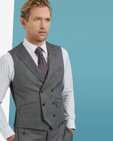 Sterling Herringbone Wool Waistcoat