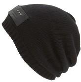 John Varvatos Men's 3Gg Oversized Wool & Cashmere Beanie - Black