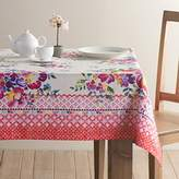 Maison d' Hermine Rose Garden 100% Cotton Tablecloth 60 Inch by 60 Inch