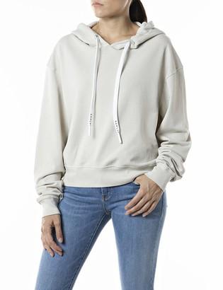 Replay Women's W3548D Hooded Sweatshirt