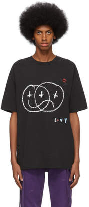 Ksubi Black Hidji World Edition Envy Biggie T-Shirt