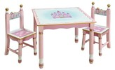 The Well Appointed House Guidecraft Princess Theme Table and Chairs Set for Kids