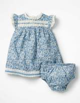 Boden Pretty Frill Dress