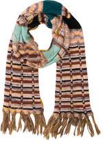 Missoni Woven Multicolor Scarf