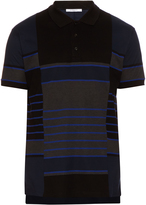 Givenchy Columbian-fit striped polo shirt