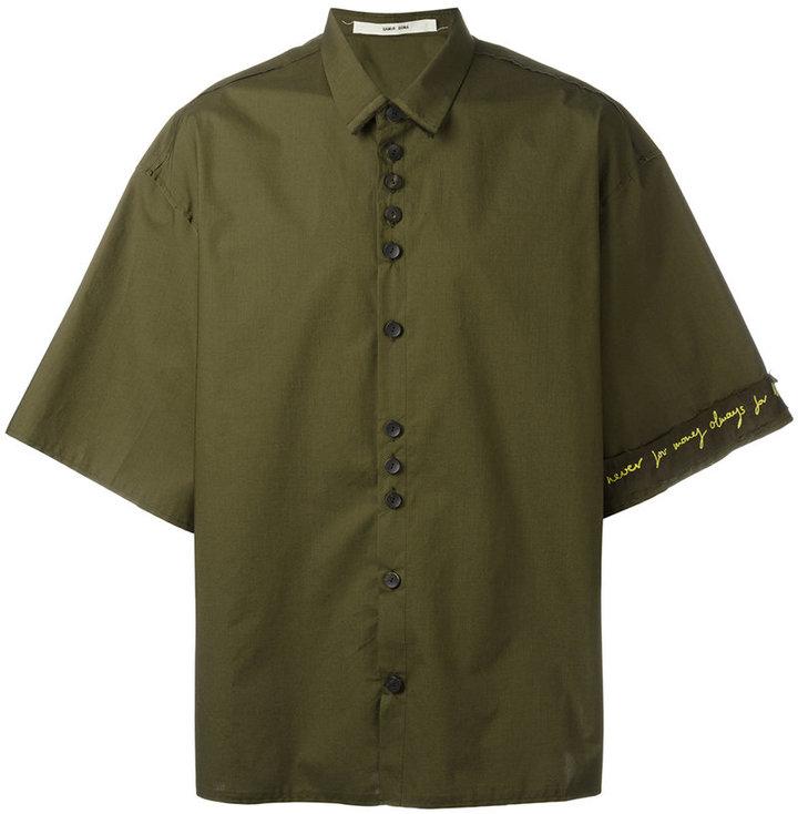 Damir Doma short-sleeve shirt