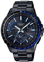 Oceanus CASIO Men's Watch GPS hybrid Solar radio OCW-G1100B-1AJF