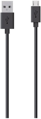 Belkin Mixit Range 1.2M Micro Usb Charge And Sync Cable - Black