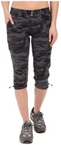 Columbia Saturday TrailTM Printed Knee Pants