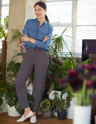 Rothes Seam Detail Trousers