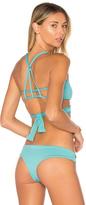 Maaji Sage Waltz Wrap Bikini Top