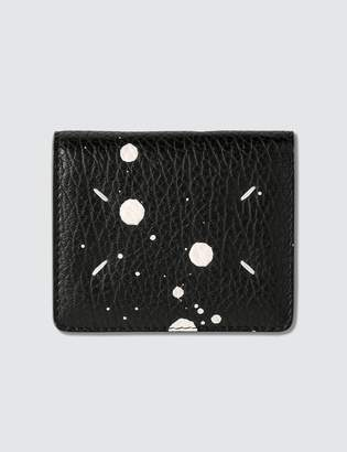 Maison Margiela Spray On Leather Wallet