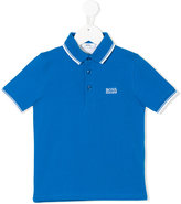 Boss Kids - classic polo shirt - kids - Cotton - 4 yrs