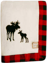 Trend Lab TREND LAB, LLC Moose Receiving Blanket