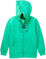 The North Face Logowear Front Zip Hoodie (Little Boys & Big Boys)