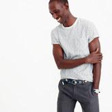 J.Crew Slub cotton textured pocket T-shirt in wavy stripe