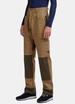 GmbH Viktor Cargo Pants in Beige and Khaki