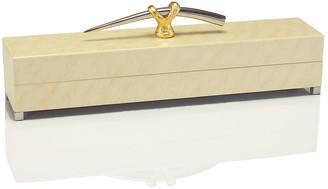 John-Richard Collection Box with Nickel Handle