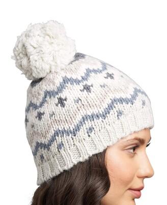 Lemon Women's Fairisle Hat
