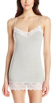 Only Hearts Women's So Fine with Lace Chemette