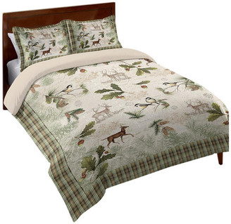 Laural Home Woodland Forest Standard Pillow Sham