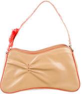 Alberta Ferretti Leather Handle Bag