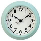 "Threshold Schoolhouse 6"" Wall Clock"