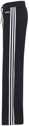 adidas D2m Knit 3 Stripes Fitted Straight Pants