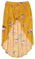 Crazy 8 love + fireTM floral walk-thru skirt