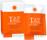 TanTowel Body Plus, 10 Half Body Towlettes