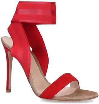 Gianvito Rossi Elastic Sandals 105