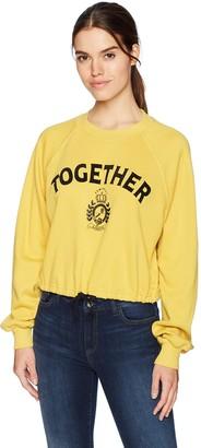 Pam & Gela Women's Together Sweatshirt