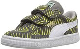 Puma Suede Geofetti V Kids Sneaker (Toddler/Little Kid/Big Kid)